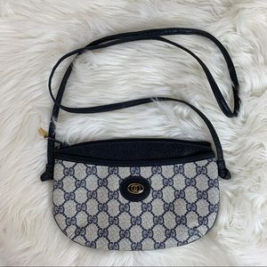 Gucci Accessory Collection Vintage GG Crossbody
